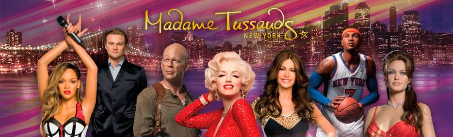 Madame Tussauds Nova York